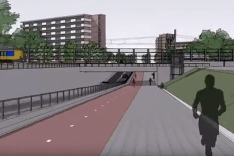 Viaduct Ouddiemerlaan