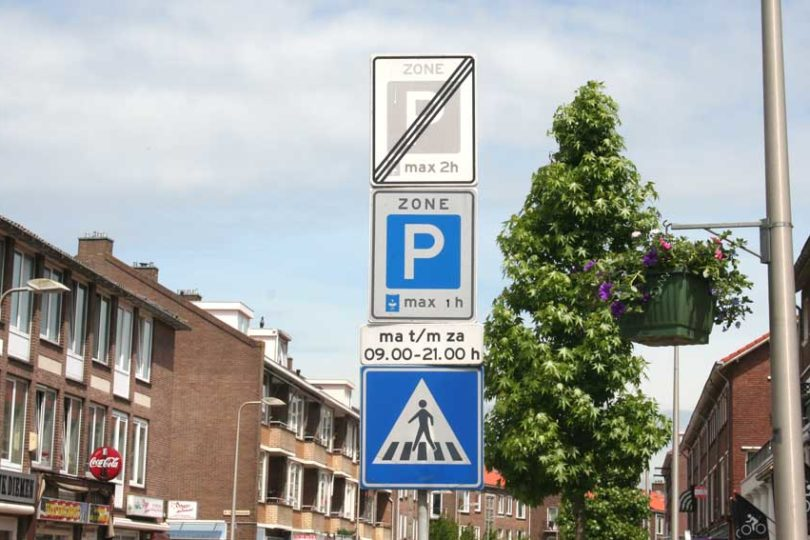 Parkeerdruk Diemen