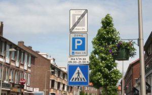 Betaald parkeren Diemen
