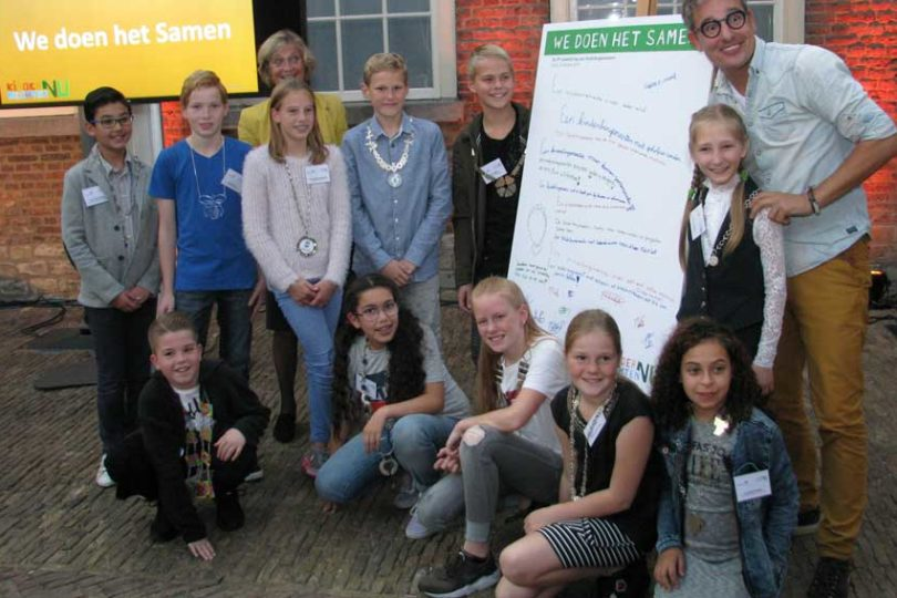 Kinderburgemeesters