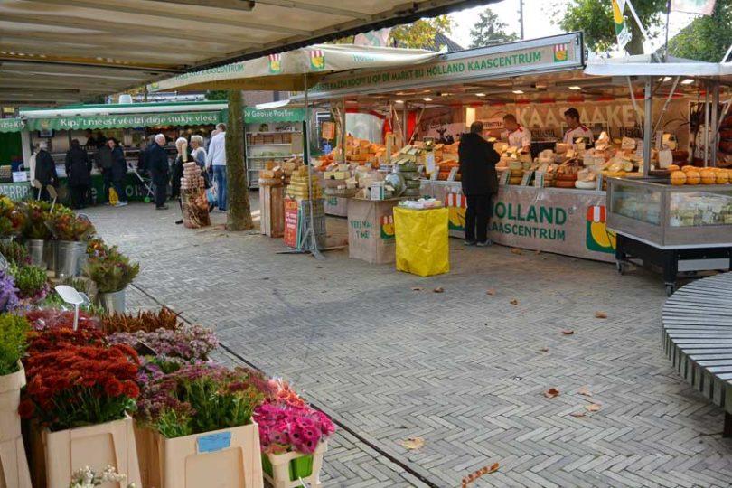 Weekmarkt Diemen