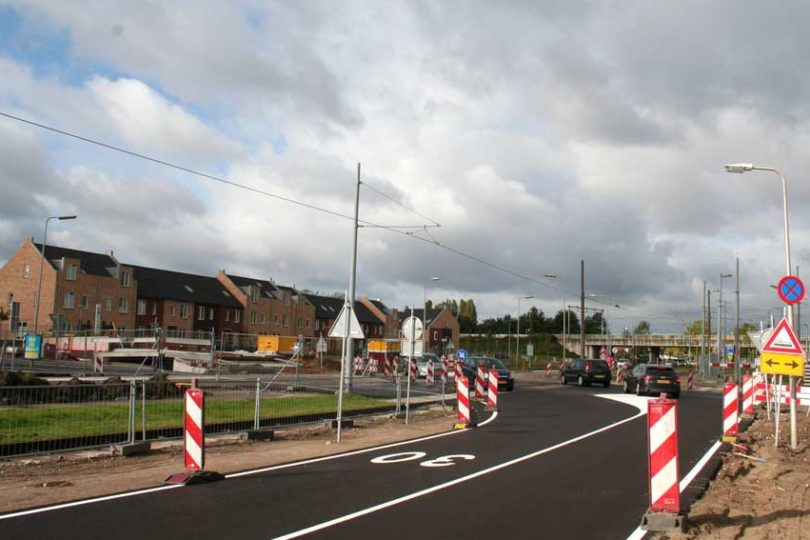 Slaom Muiderstraatweg