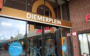 wc Diemerplein