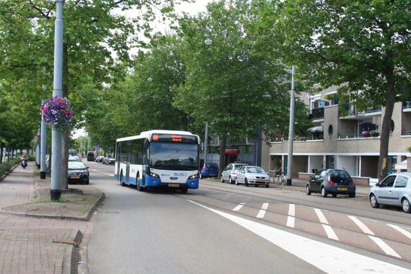 Betaald parkeren Muiderstraatweg