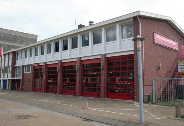 Brandweer Diemen niet paraat