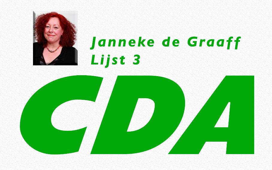 CDA-raadslid Diemen
