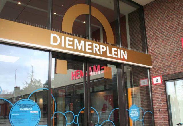 Action WC Diemerplein