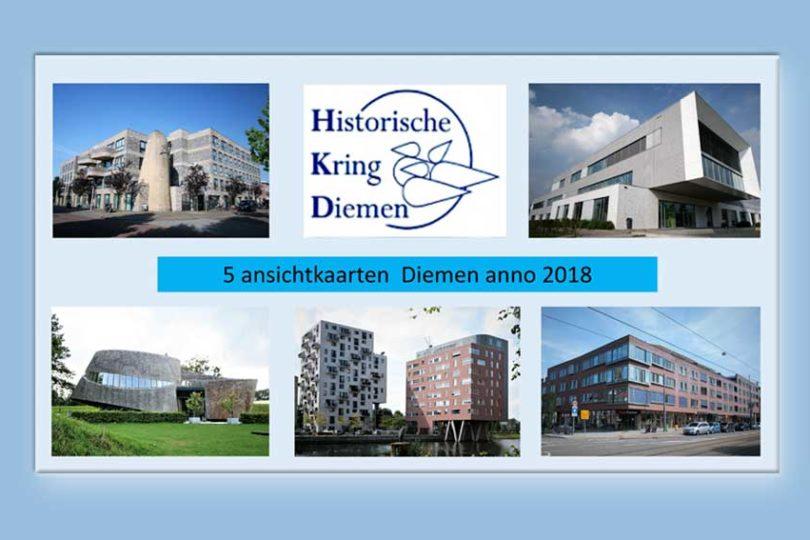 Ansichtkaarten HKD