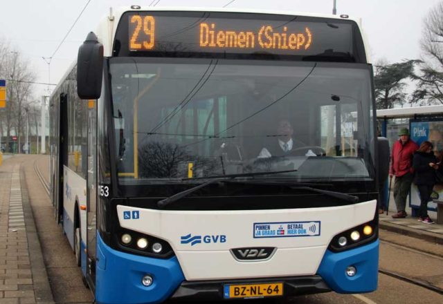 Buslijn 29