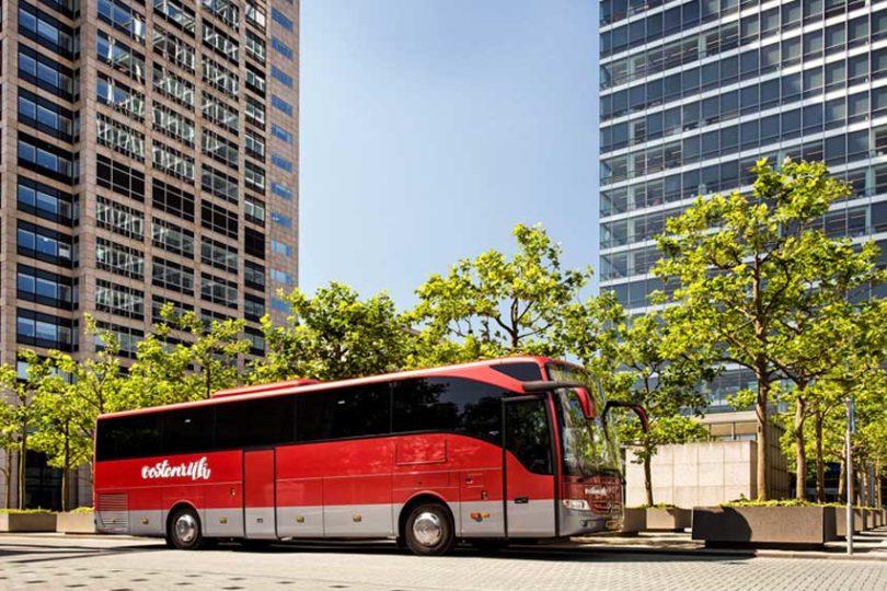 Oostenrijk Bussen