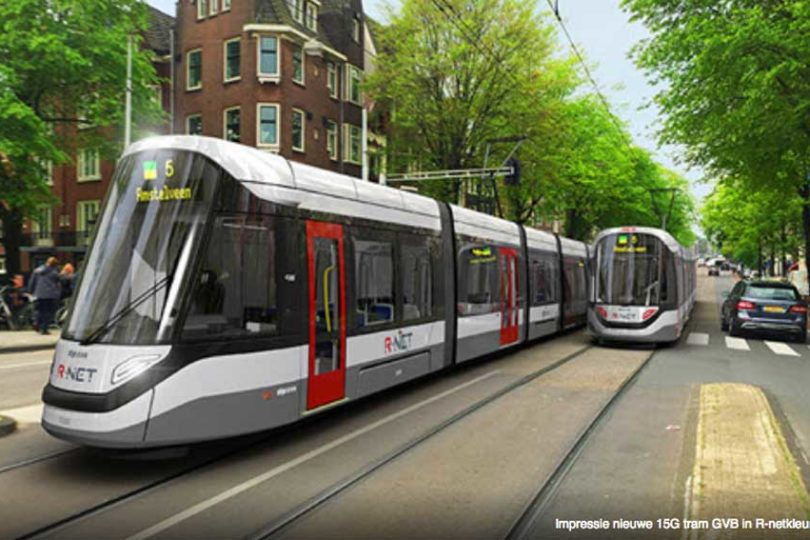 Nieuwe Tram